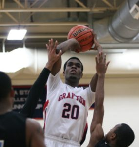 Elijah Moore posted a big double-double last week for VSU. (file photo)