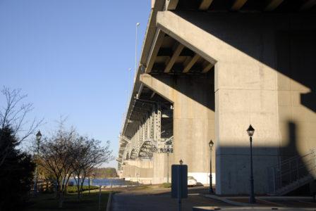 The George P. Coleman Memorial Bridge (File photo)