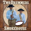 A photo of young Jason and Jon Wade was used to create the logo for Two Drummers Smokehouse. (Photo courtesy Jason and Jon Wade)