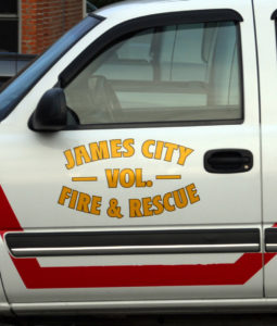 James City Bruton Volunteer Dept