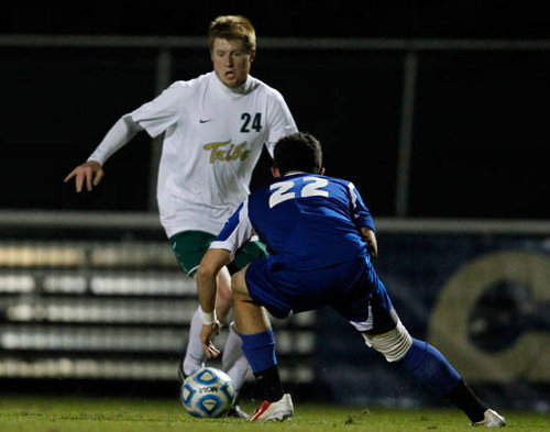 No. 21 Men's Soccer Advances to CAA Championship with 6-3 ...