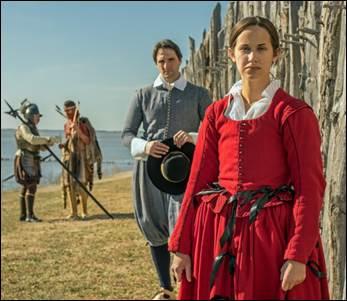 Historians Debate Site Of Pocahontas John Rolfe Wedding 400 Years