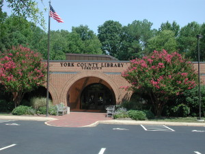 The Yorktown Library (Courtesy Kevin Smith)