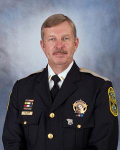 "York-Poquoson Sheriff J.D. ""Danny"" Diggs (Courtesy YPSO)"