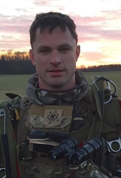 Master Sgt. Thomas Arthur Vaughan Saunders