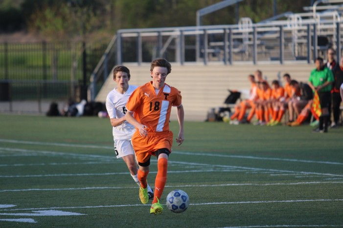 Boys Soccer: 90 Minutes Not Enough to Separate Tabb, Warhill