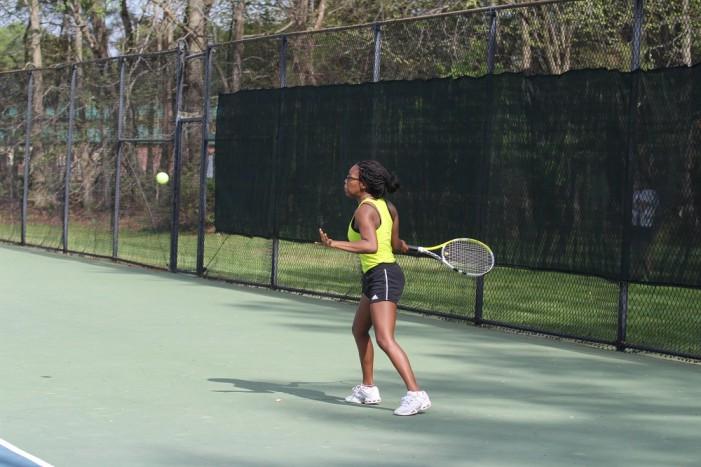 Tennis Roundup: Jamestown Girls Fall to Defending State Champs Midlothian