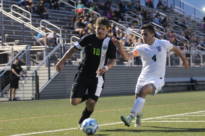 Boys Soccer Roundup: Jamestown Scores Twice in 15 Seconds to Rally Past Lafayette