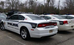 JCC Police car