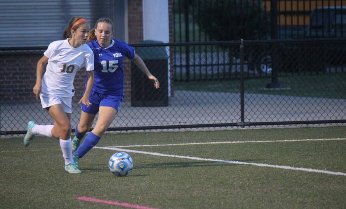 Girls Soccer Roundup: Lafayette Claims Conference 25 Championship in PKs