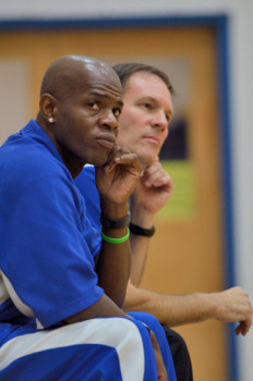 Chris Brown will return to the sidelines at Williamsburg Christian Academy as the Eagles boys basketball coach. (Photo courtesy Andrew Jackson/Savand Action Photography)