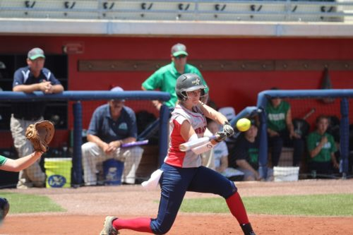 Christa Hall was one of three Grafton players named first-team All-Region selections. (file photo)