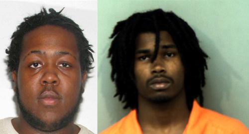 Christopher Jackson (left) and Tevin Lambert (Courtesy YPSO)