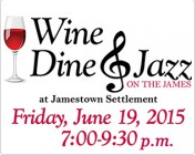 logo wine and dine
