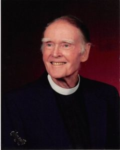The Rev. Dr. Edward Morgan III