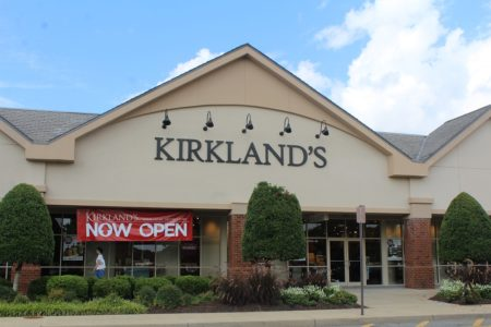 The new Monticello Marketplace Kirkland's will celebrate its grand opening on Saturday. (Ty Hodges/WYDaily)