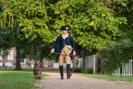 Colonial Williamsburg's New Mascot