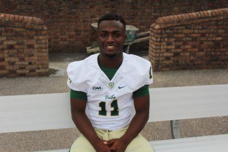 Bruton alumnus DeVonte Dedmon is ready for a breakout year. (Ty Hodges/WYDaily)
