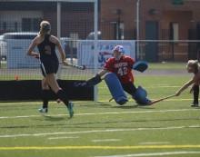 Laurel Nicks Shines as Grafton Field Hockey Falls 2-0 in Season Opener