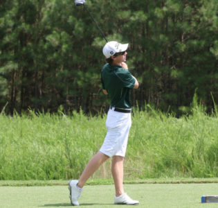 Will Bell had the best finish of all four Historic Triangle golfers at the Group 4A state tournament.  (file photo)
