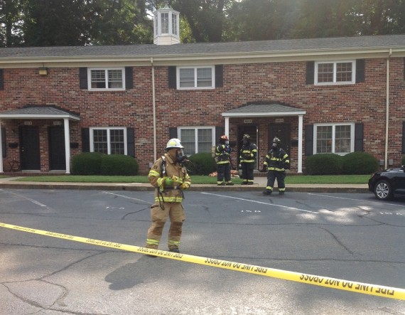Update: Firefighters Respond to Car Crash, 'Stumble' on Home Chemistry Lab