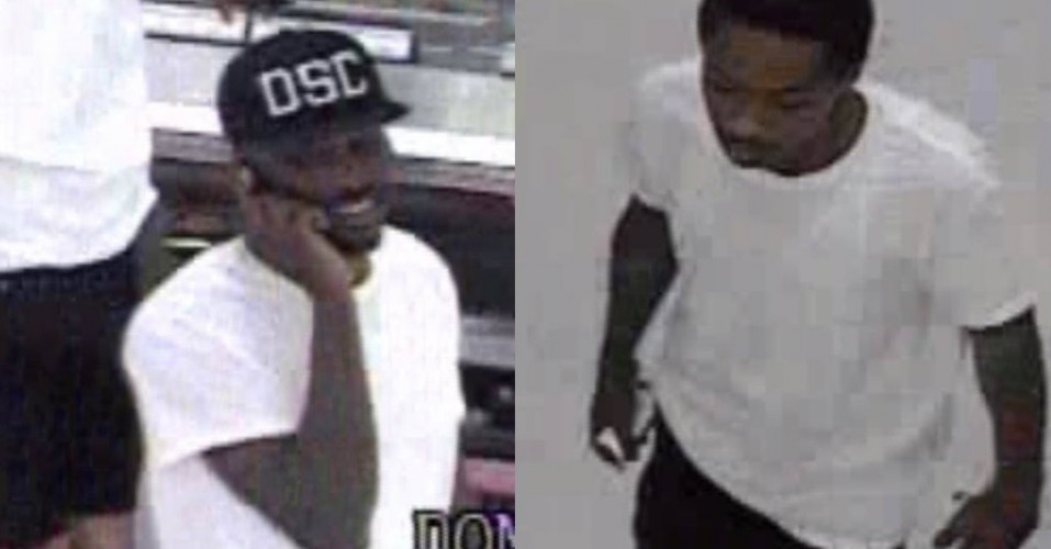 Anyone who recognizes either of these two people should call the Crime Line at 888-LOCK-U-UP. (Courtesy York-Poquoson Sheriff's Office)