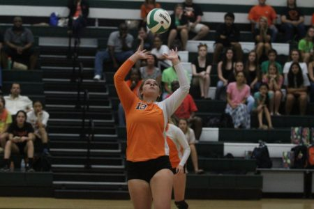 Abigail Carney led Tabb with (file photo)