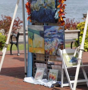 The Art Stroll will feature works from over 30 artists. (Courtesy York County)