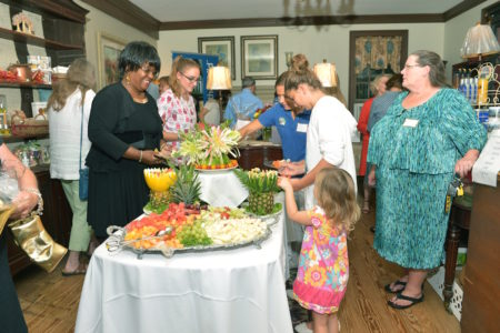 The Old Chickahominy House combined its annual fundraiser for Colonial Court Appointed Special Advocates with its 60th anniversary celebration on Thursday, Sept. 10. (Courtesy Andrew Jackson, Savand Action Photography)