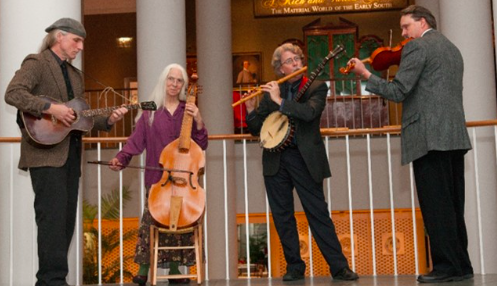 Henley Fork will be celebrating the musical traditions of the early American South at the Art Museums of Colonial Williamsburg this Saturday. (Courtesy Art Museums of Colonial Williamsburg)