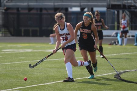 Erin Malone scored the game-winning goal in overtime for Grafton. (file photo)