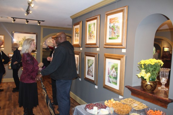 New Gallery in Merchants Square Emphasizes Locally Influenced Art