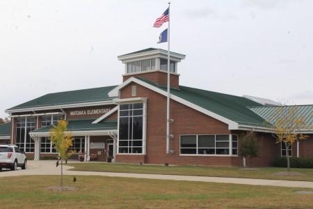 Matoaka Elementary School (Elizabeth Hornsby/WYDaily)