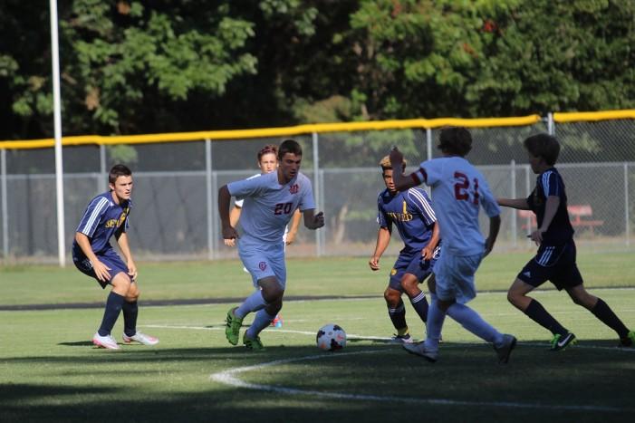 Boys Soccer Roundup: Walsingham, HRA Suffer Setbacks