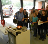 Williamsburg Fire Department Celebrates Fire Prevention Week with Open House