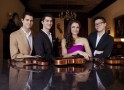 Critically Acclaimed Dover Quartet to Perform in Williamsburg