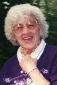 Marjorie Louise Carey