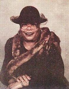 Mother Gladys Mae Bartlett Jones Stone