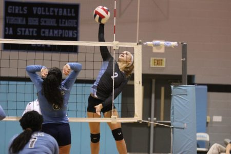 Nicole Mulligan of Warhill was selected to compete in the VHSCA All-Star Game. (file photo)