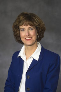 Amy Sebring will start work as William & Mary's new chief financial officer in January 2016.