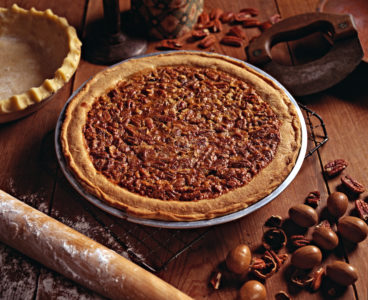 Colonial Williamsburg's Raleigh Tavern Bakery will have pies for sale this Tuesday and Wednesday. (Courtesy Colonial Williamsburg)