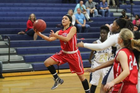 Haley Cunningham scored a game-high __ points for Grafton. (file photo)