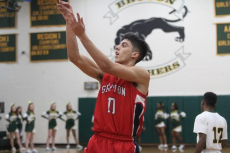 Jacob Murillo led Grafton to victory over Granby. (file photo)