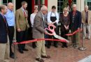 The Hound's Tale celebrated its ribbon cutting Dec. 9, 2015. (Courtesy of the Greater Williamsburg Chamber & Tourism Alliance)