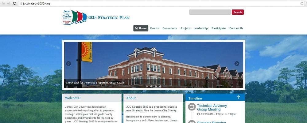 strategic plan site