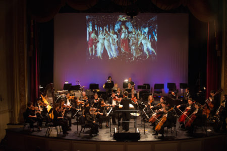 The Williamsburg Symphonia will perform at Jamestown Settlement ahead of its trip to play in a festival in Bermuda. (Courtesy Williamsburg Symphonia)