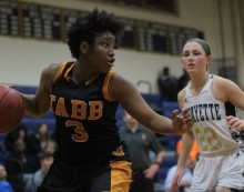 Girls Basketball Roundup: Tabb Tied for First in Bay Rivers District After Monday Win
