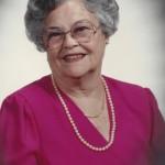 Sarah Martin Forrest