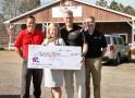 American Pride Automotive Donates $6,000 to Hospice House
