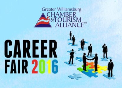 Williamsburg Chamber and Tourism Alliance Career Fair